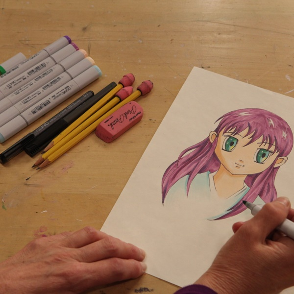 Magnificent Anime Drawing Ideas For Artists & Designers