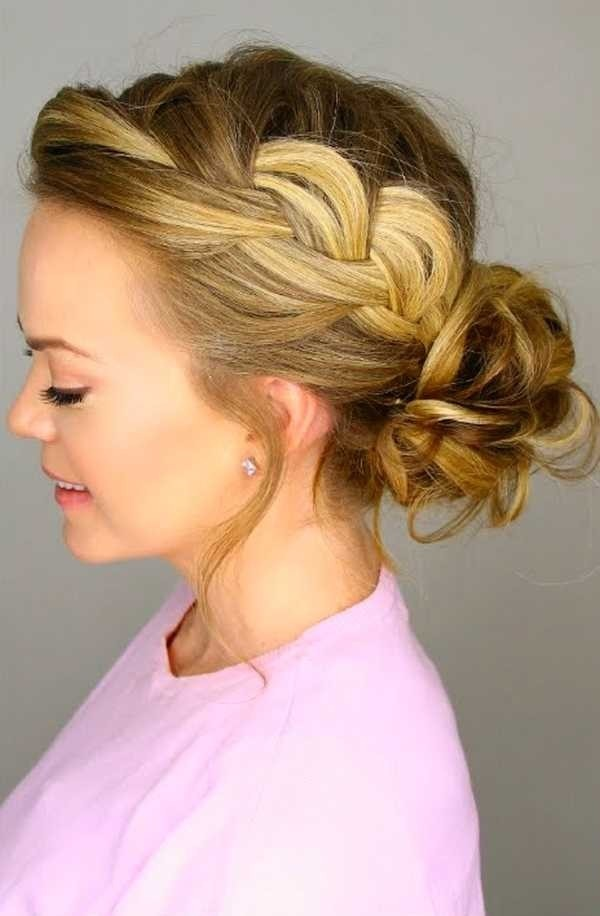 Perfect Messy Bun Hairstyles For All Occasions