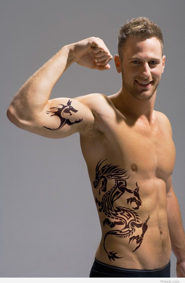 80+ Sexy Tribal Tattoo Designs For Men That Look So Awesome
