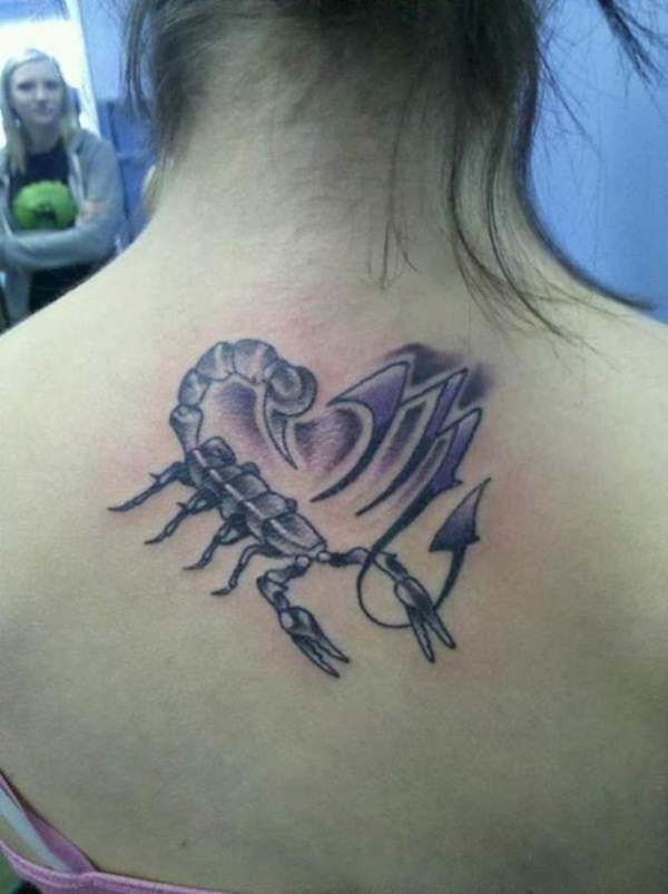 Stunning Scorpion Tattoo Designs For Men and Woman
