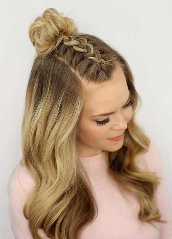 Stylish Ways To Style Shoulder Length Hair