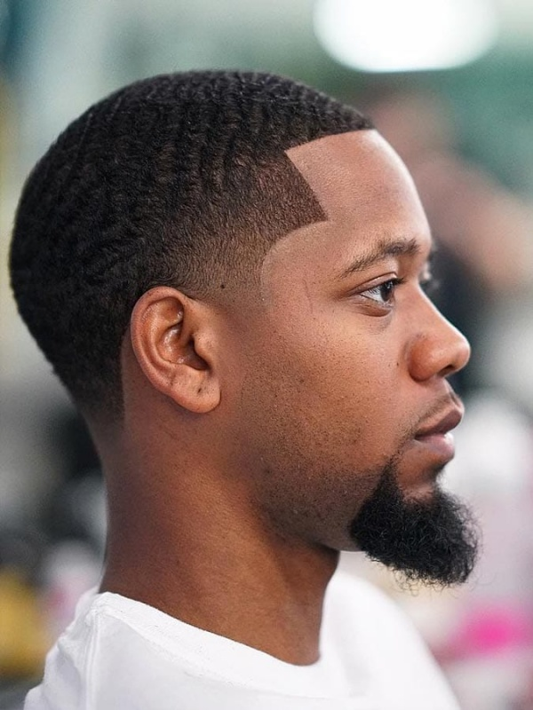 Short Hairstyles For Black Men To Try