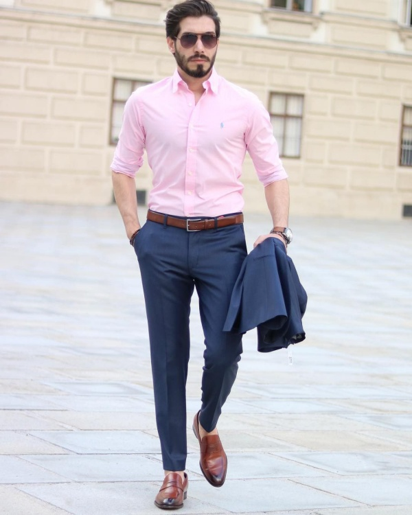Stylish Chinos And Shirt Combinations For Men